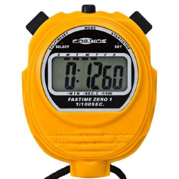Fastime 01 (Yellow) Stopwatch